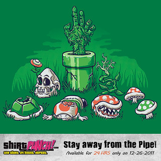 Stay away from the Pipe! | by Lucky1988