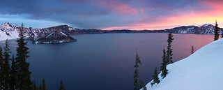 Good Morning Crater | Crater Lake, Oregon | by v on life