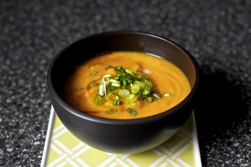 Smitten Kitchen Carrot Miso Soup