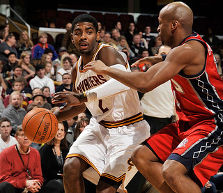 Kyrie Drives | by Cavs History
