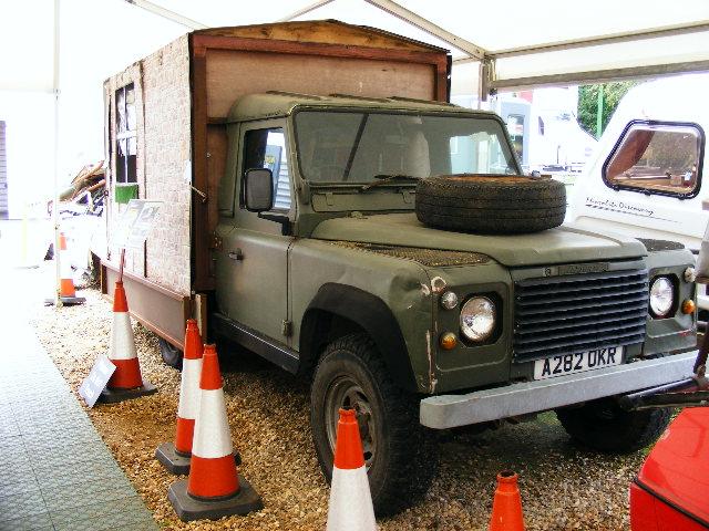 Top Gear Richard Hammond Land Rover motorhome | G2Good | Flickr