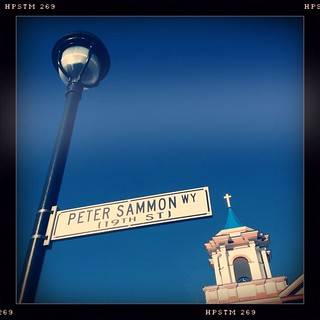Peter Sammon Way | by throgers