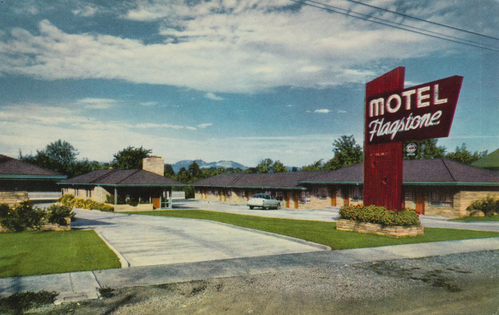 Motel Flagstone - Eugene, Oregon