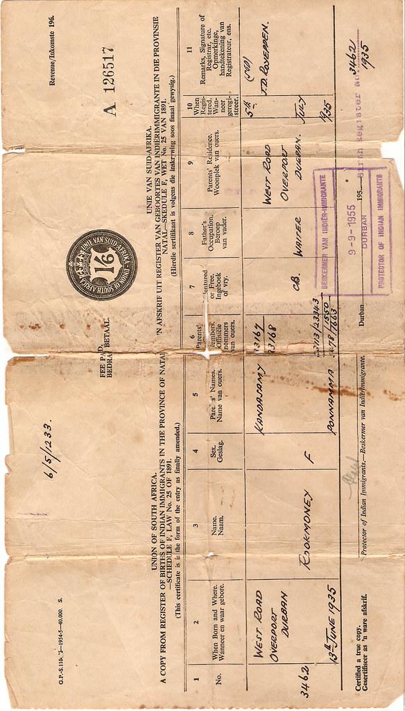 Original Copy Birth Certificate Rookmoney Front Original Flickr