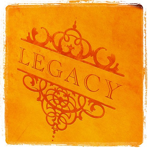 What's your legacy going to be? | by Sandi Amorim