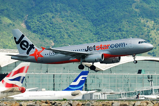 Jetstar Asia Airways Airbus A320-232 9V-JSJ  MSN 4515 | by Jimmy LWH