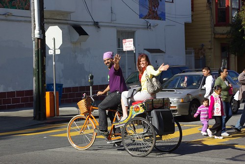 Crazy San Franciscans | by Adrienne Johnson SF