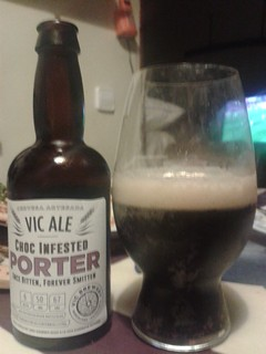 Vic Ale Choc Infested Porter | by pep_tf