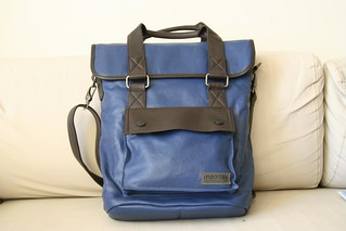 Akiko Laptop Bag from Mamtak Bags (front) | by ~kate~