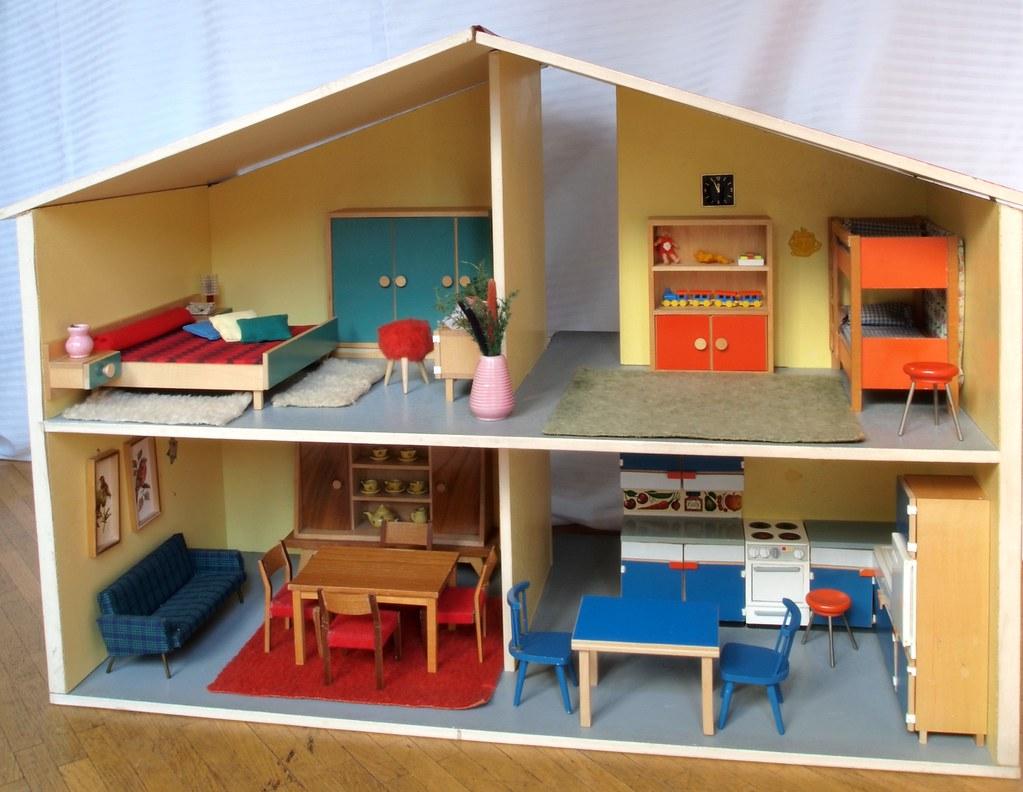 Bodo Hennig 1966 bodo hennig puppenhaus diepuppenstubensammlerin blogs flickr