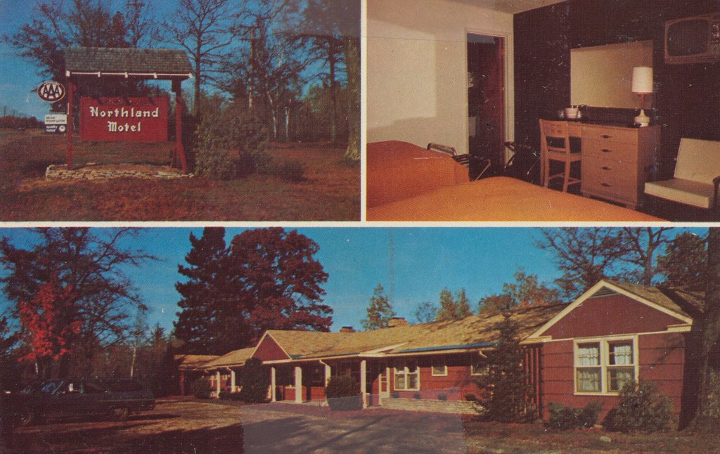 Northland Motel - Waters, Michigan
