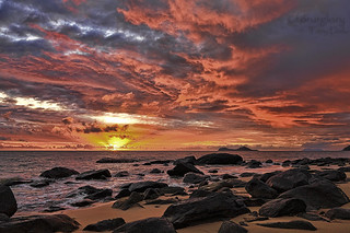 Fiery Skies-Nothern Beaches,Cairns | by forurglory