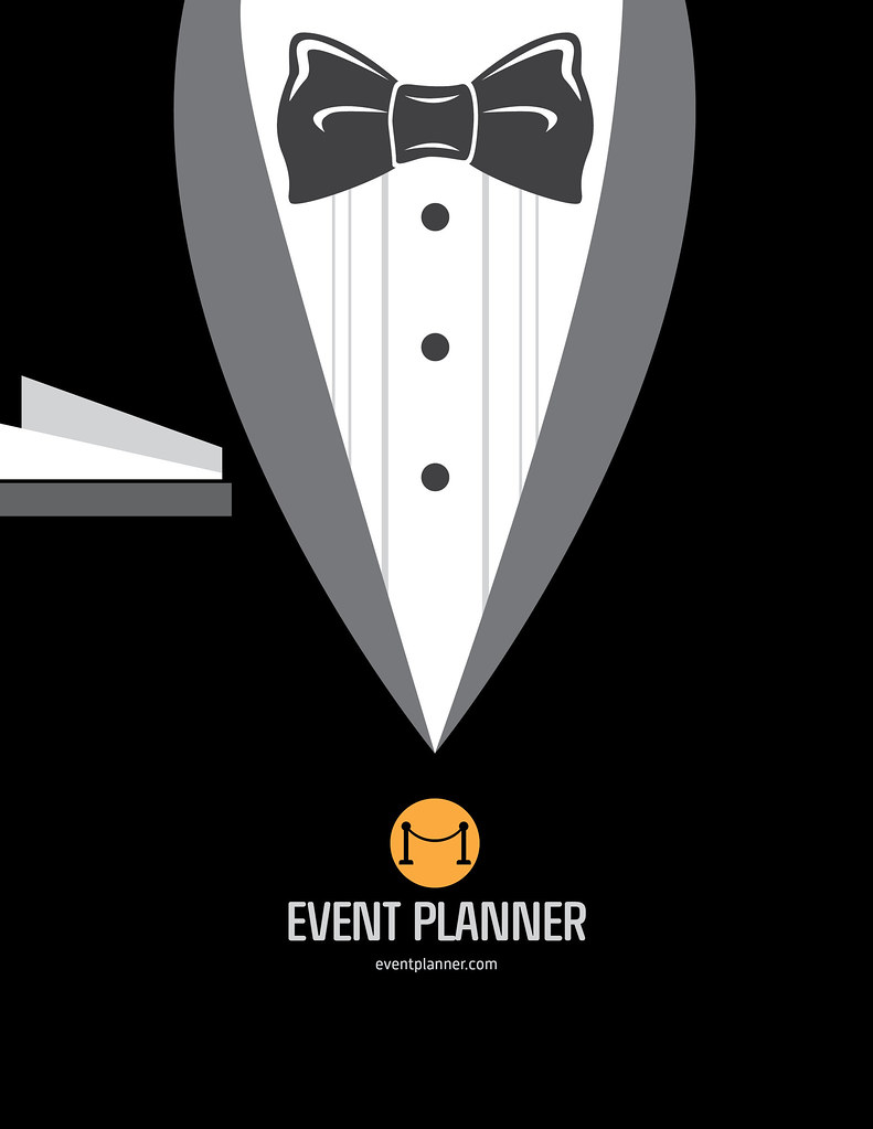 event planner flyer front putting on the ritz design c flickr