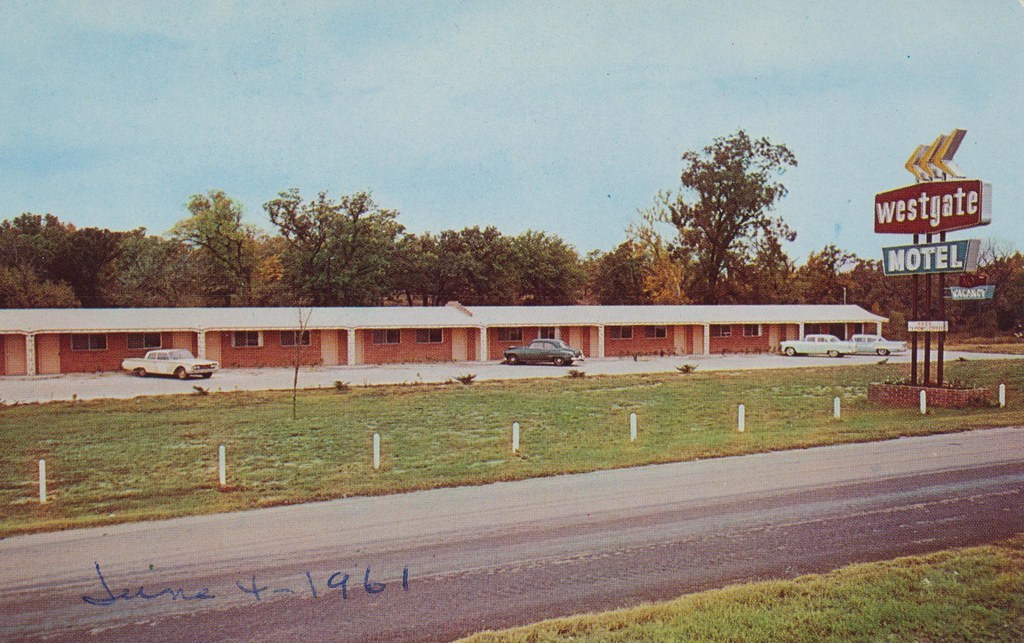 Westgate Motel - Tulsa, Oklahoma