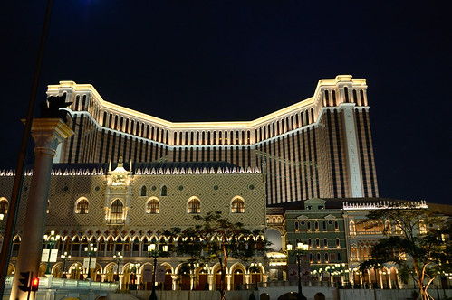 The Venetian, Macau | by myhsu