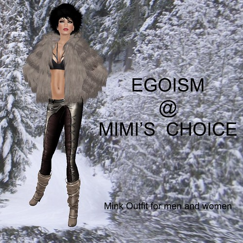 EGOISME NOW @ MIMI'S CHOICE ! | by mimi.juneau *Mimi's Choice*