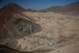 Mes Aynak archeologists' camp | by jeromestarkey