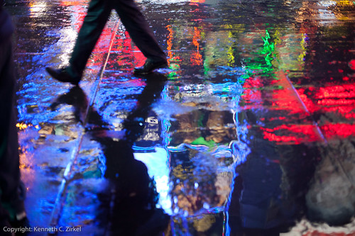 42nd Street reflections (explored) | by Ken Zirkel