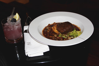 Beef bourguignon & VS Special cocktail | by ogepma