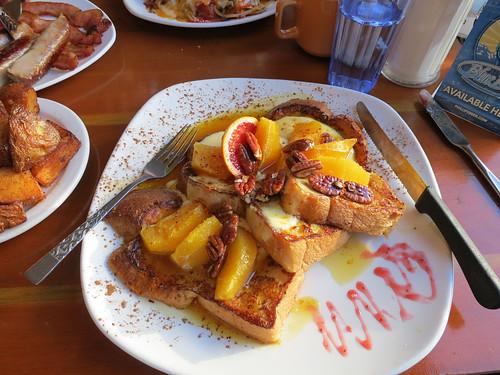 Blue Fox Cafe Lithgow Menu