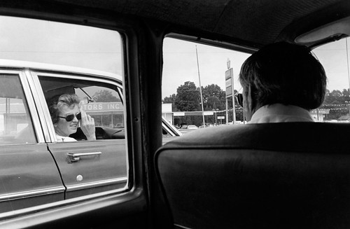 Discussing directions, USA, 1980 | by Juha Riissanen