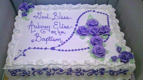 Purple Birthday Cake Designs