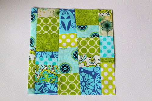 Unscripted Bee Block; (Tara) | by BlueberryGabs
