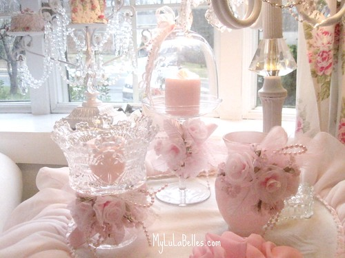 Embellished Glassware | by mylulabelles