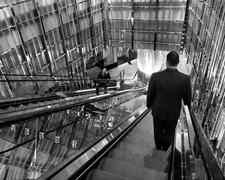 Cosmopolitan Escalator | by tim.perdue