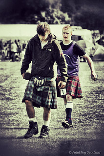 Carrying the Caber | by FotoFling Scotland