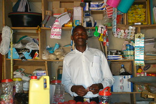 Mbarara MFP-M Partner Shop Inside | by The Hunger Project