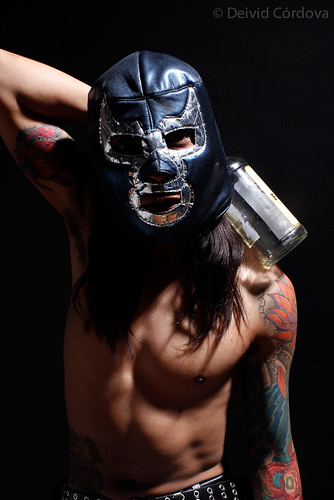 The Dark side of Luchas | by David A Córdova M