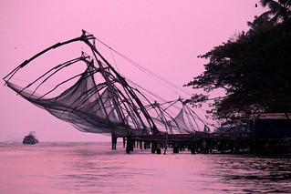 Chinese Fishing Nets—Fort Cochin, India | by NazarethCollege