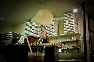 flying pizzas on colfax | by MariannaBolognesi