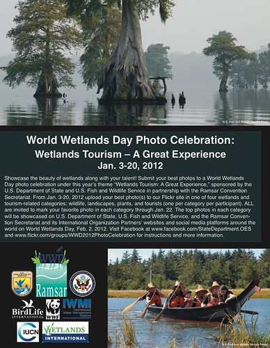 World Wetlands Day Photo Celebration | by U.S. Department of State - Bureau of Oceans, Envir