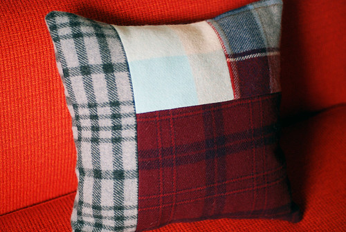 Pendleton pillow | by -leethal-