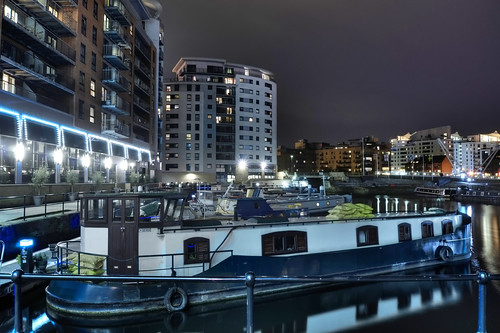 Clarence Dock | by Chris McLoughlin