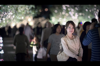 bokeh avenue | by soshiro