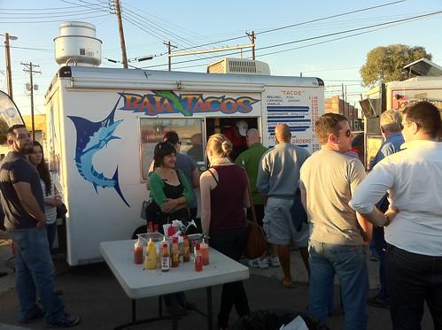 Baja Food Truck Albany Ny