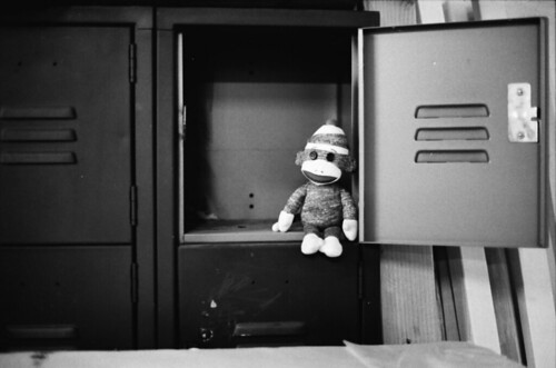 The Monkey Locker | by The Geek Goddess