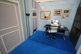 Cisco TelePresence Booth | by Cisco Pics