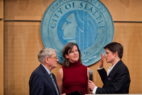 2012 Inauguration, January 2012 | by Seattle City Council