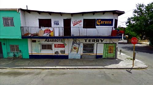Juarez street corner