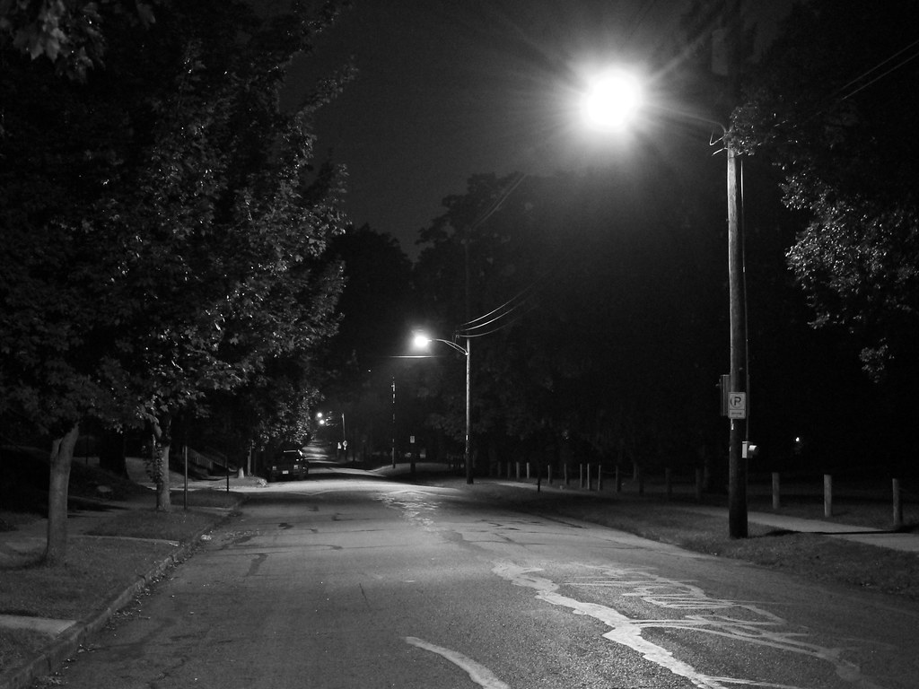 Empty Street Corner Night | www.pixshark.com - Images ...