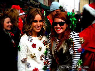 SantaCon NY 2011 East Village presents | by Downtown Traveler
