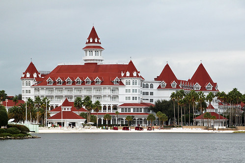Disney's Grand Floridian Resort Hotel | by twg1942