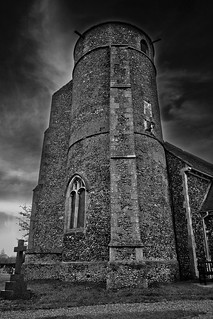 Round Tower Chapel. | by MFotography*