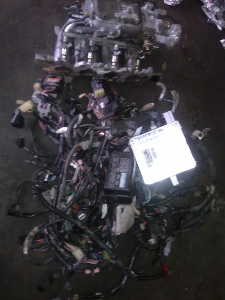 Daihatsu Charade Wiring Diagram G200 Rocky Diagrams Ecu Detomaso 1 6 Hd Manual Complete Engine Flickr