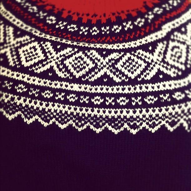 Marius Sweater Classic Norwegian Knitting Pattern Flickr