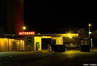 autobank | by Eva Blue